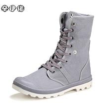 Plus Size 39-45 New 2017 Men Shoes Casual High Top Canvas Shoes Men Flats Brand Shoes Men Zapatillas Deportivas Sapato Masculino
