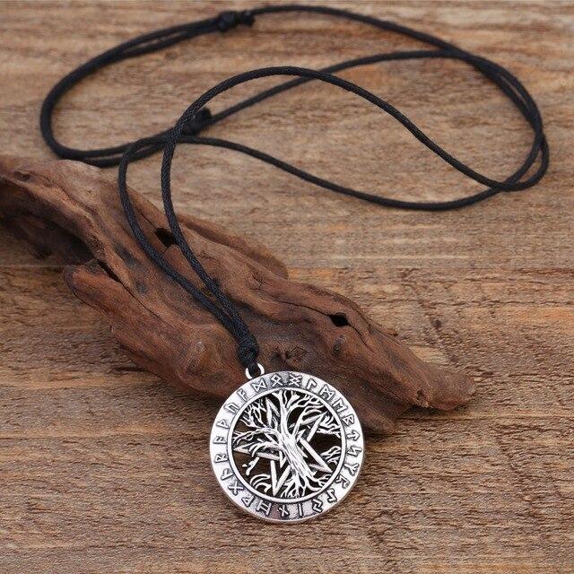 Dawapara Tree Of Life with Star Necklace 2