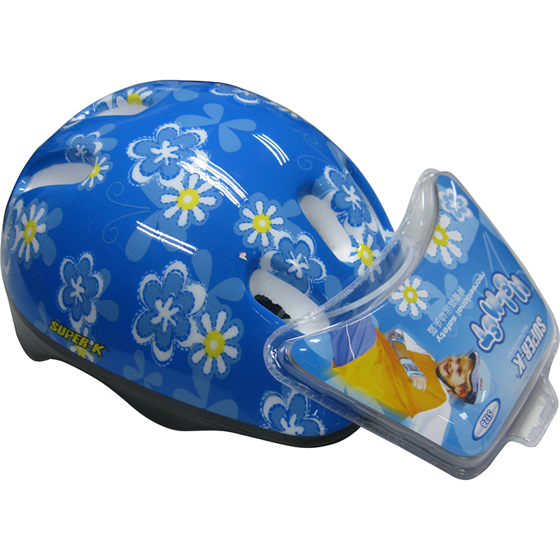 SUPER-K Child Sports Mountain Road Bicycle Bike Cycling safety Helmet Skating cap wholesale
