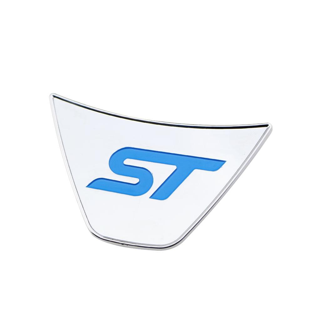 """""""Carmilla St"""" logotipo vairo kaladėlių lipdukai ABS chromuoto - Automobilių išoriniai aksesuarai - Nuotrauka 3"""
