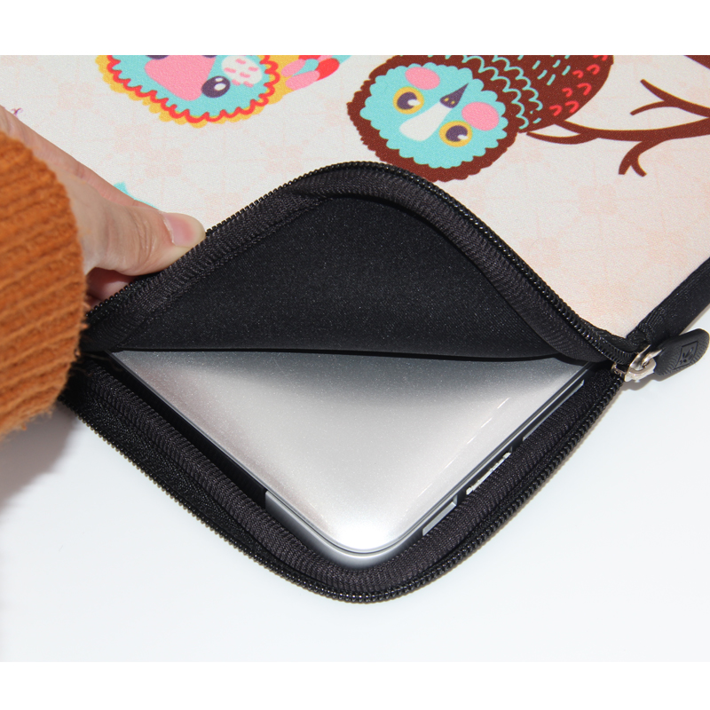 Laptop Sleeve Tablet Bag 7 9.7 10 10.1 11.6 12 13 13.3 14 14.4 15 - Notebook accessoires - Foto 4