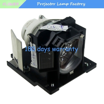 DT01091 Projector Lamp With Housing For Hitachi CP-AW100N, CP-D10,CP-DW10N,ED-AW110N, ED-D10N, ED-D11N Projectors dt00757 projector lamp for hitachi cp hx3280 cp x251 cp x256 ed x10 ed x1092 ed x12 ed x15 ed x20 ed x22 hcp 50x mp j1ef 3m x71c