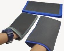 3 шт/лот новая технология Глиняное полотенце глиняная митенка