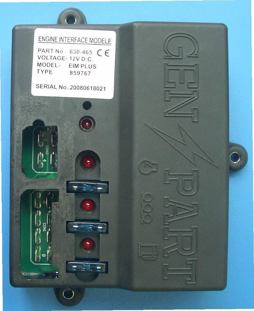 Части модуля интерфейса двигателя EIM630-465 12В ,630-465