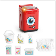 Kids Developmental Educational Pretend Play Home Appliances Kitchen Toy Gift H Child Refrigerator Models