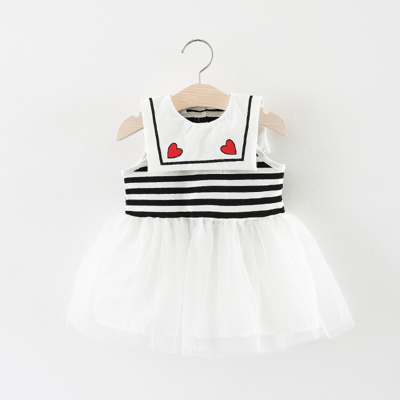 Infant Baby Girl Dress Summer 2018 Brand Princess Baby Party Dresses for Girls Kids tutu Dress Baby Clothing Toddler Clothes
