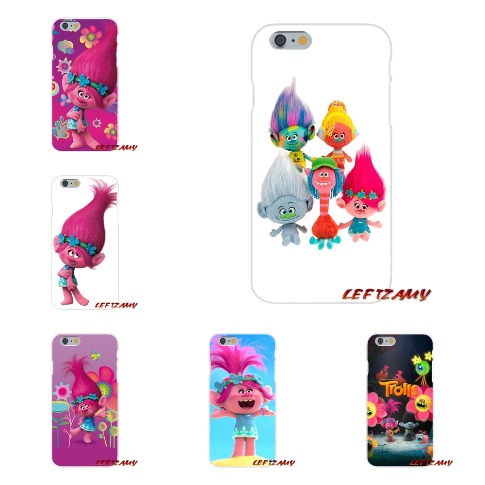 Trolls 4 fashion Slim Silicone phone Case For Samsung Galaxy S3 S4 S5 MINI S6 S7 edge S8 ...