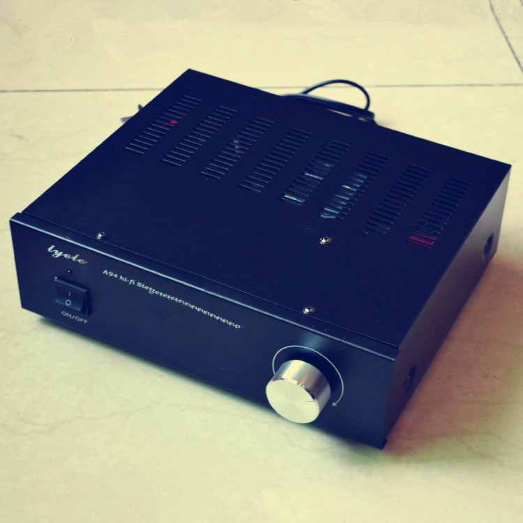 DIY fever HIFI amplifier Classic LM3886 power amp 68W*2 2.0 channel After class With protection amplifier lm3886tf dual channel speaker protection integrated fever power amplifier board after the pure level 2 power amplifier finished