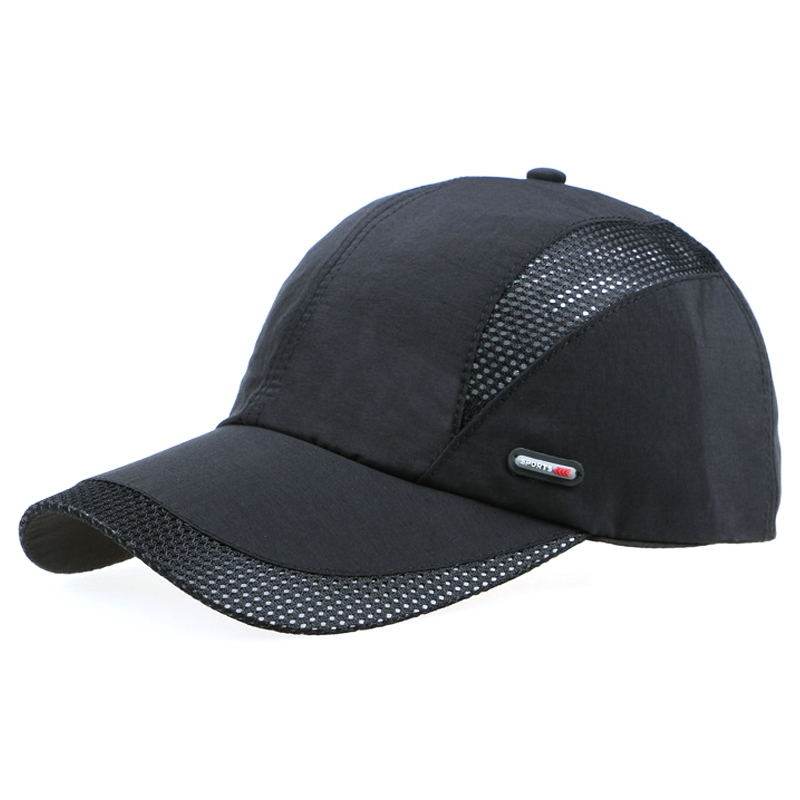 Minimalist snapback baseball caps men summer hat women sun hats Quick-drying Peaked cap Sun visor hip-hop hat casquette bone winter genuine leather baseball caps men golf peaked dome hats male adjustable ear warm casquette leisure peaked cap b 7209