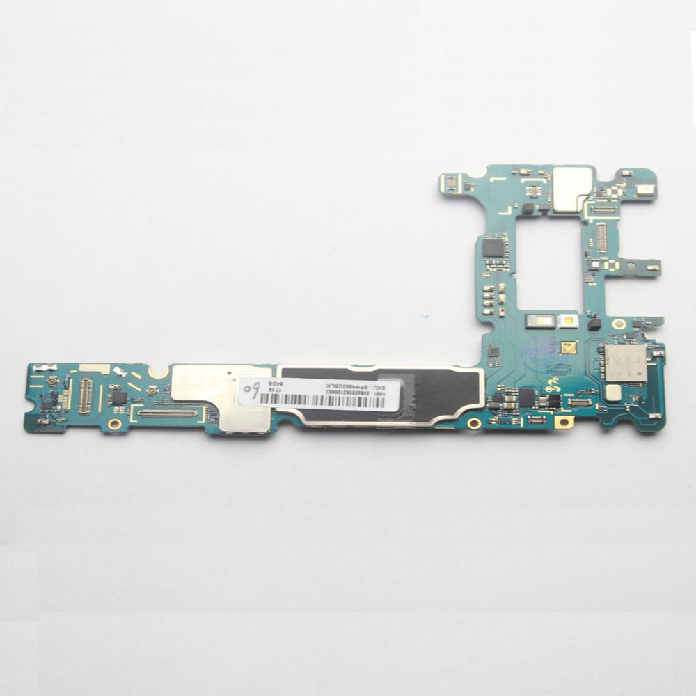 Main Motherboard Unlocked For Samsung Galaxy Note 8 SM-N950F 64GBMain Motherboard Unlocked For Samsung Galaxy Note 8 SM-N950F 64GB
