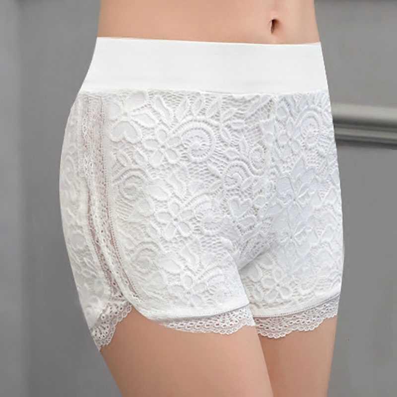 32c03d7b67c8d Summer Woman Shorts Pants Women Lace Under Skirt Shorts Breathable Short  Tights