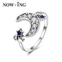 Женское кольцо из серебра 18152 пробы