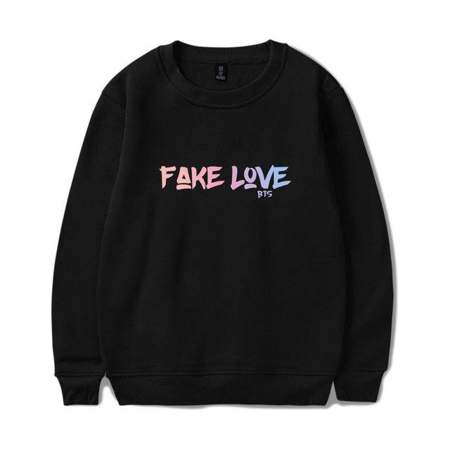 BTS Fake Love Sweatshirts