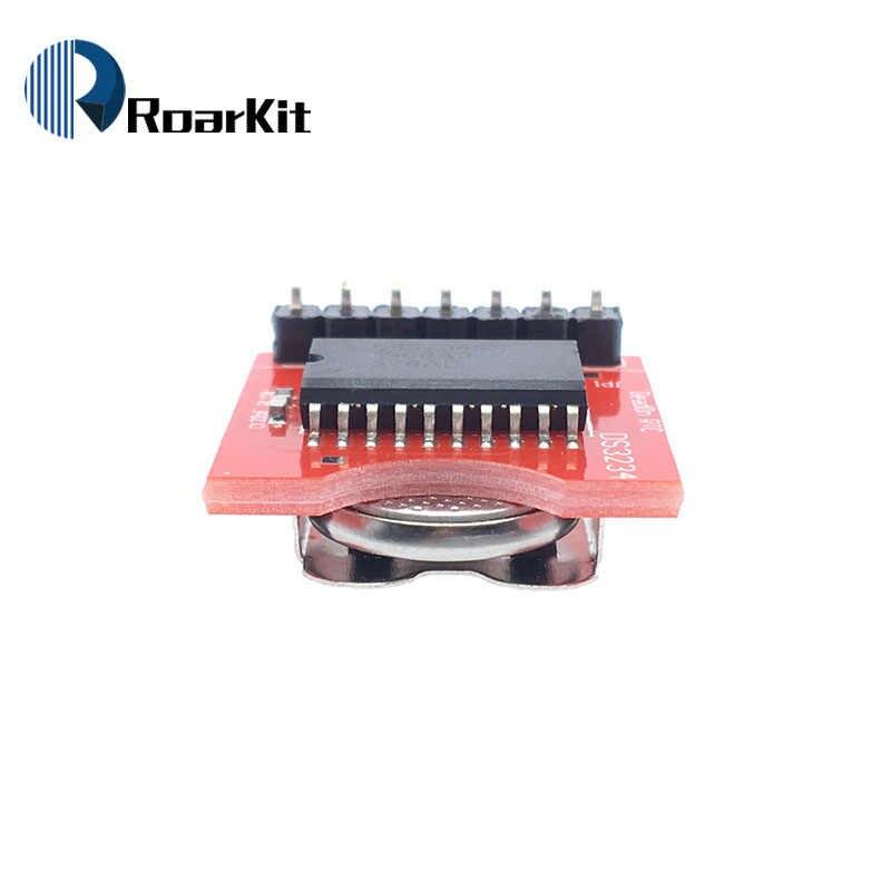 DS3234 ультра-Точный модуль часов в реальном времени для Arduino (без battary)