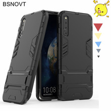 For Huawei Honor Magic 2 Case Armor Phone Holder Shockproof Cover