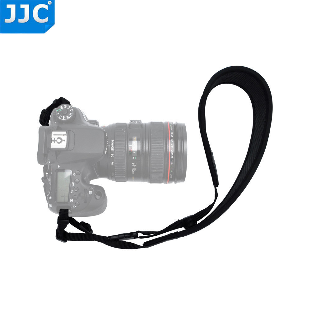 JJC Quick Release Neck Wide Strap Anti-slip DSLR Camera Shoulder Neck Straps for Canon Nikon Sony Pentax Sansung