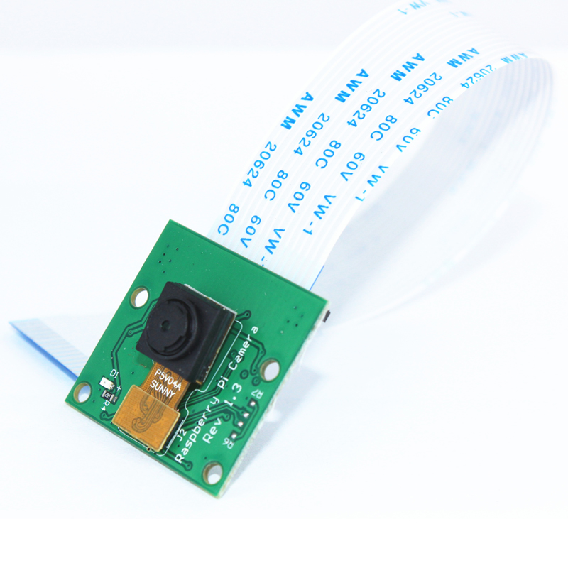 5MP Mini Camera OV5647 Sensor 1080p 720p video for Raspberry Pi official Board