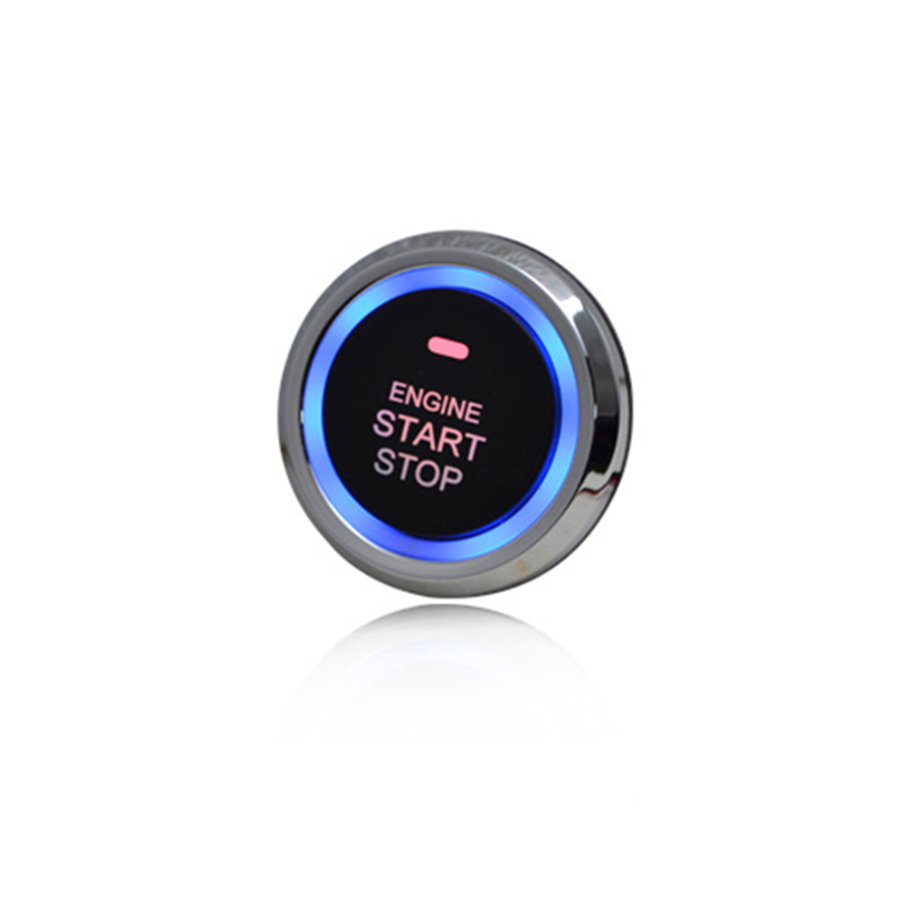 Universal Car Engine Start Stop Push Button System Auto Start-Stop Button
