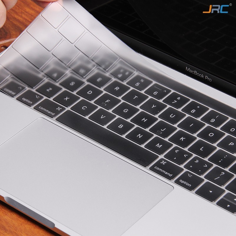 Waterproof Fully Transparent TPU Invisible Keyboard Cover Film For Macbook 13/15-Inch Pro Touch Bar Special TPU Keyboard.