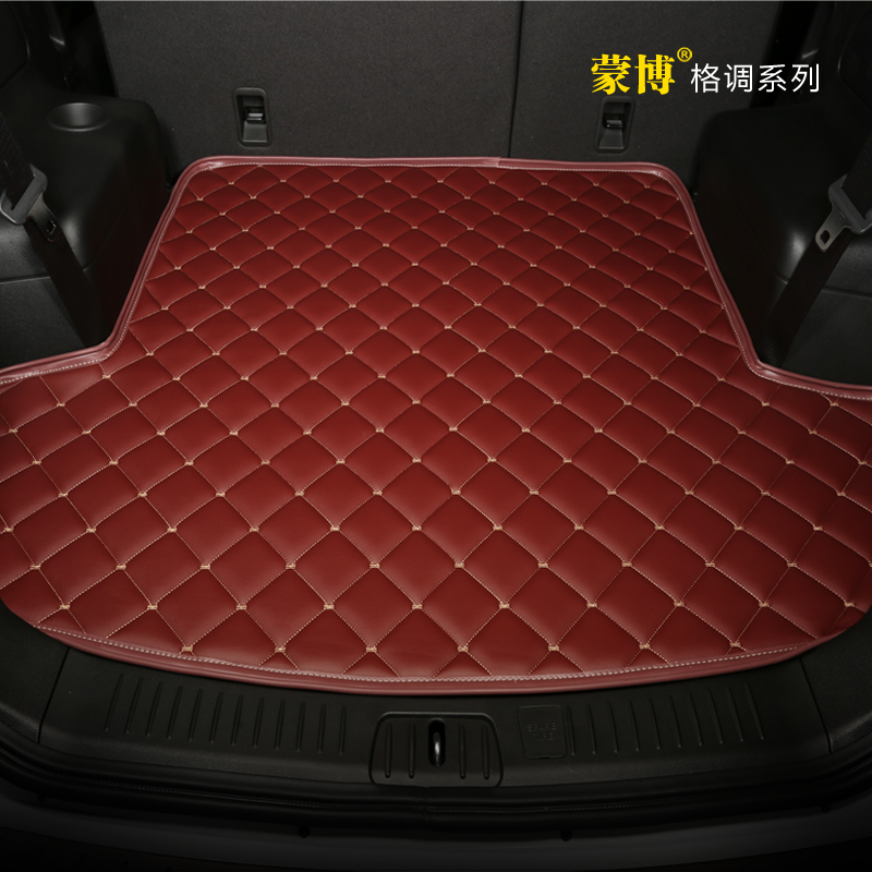 special waterproof car trunk mats for EX250 XF Jaguar 3 Series 5 Range Rover AuroraBenz