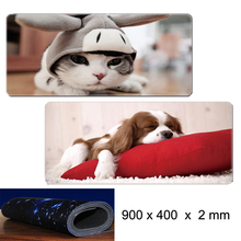 Viviration Large 90x40cm Alfombrilla Raton Mousepad Rubber Mat Pad For Overwatch Cs Go Gaming Desk Mat Pad For Keyboard Mouse