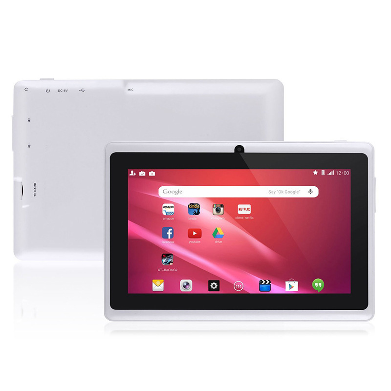 Faithful Bdf Children Gift 7 Inch Android Tablet Pc Wifi Dual Camera Quad Core 1024*600 Hd Gift For Baby Kids Tablet 8 9 10 10.1 Babypad Computer & Office