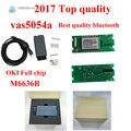 2017 Последним Vas5054A Диагностический Инструмент для VW VAS 5054A ОДИС V3.03 Bluetooth Поддержка UDS с Нескольких Языков Высокое Качество OKI Чип