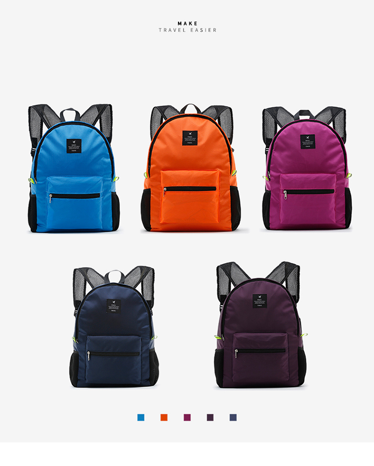 74e484ef98f8 You can put clothes laptop tablet phone wallet and other accessorie in the  backpack .Backpack can be folded when not in use.