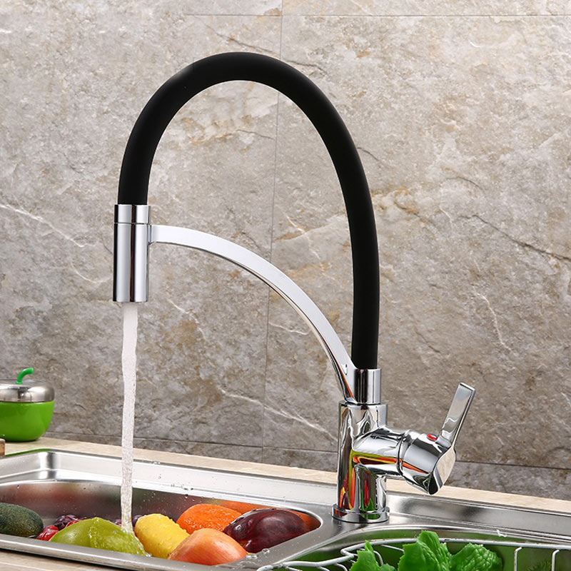 pull out kitchen faucet of many specifications European sink swivel head Sink of hot and cold water tap in the kitchen faucetpull out kitchen faucet of many specifications European sink swivel head Sink of hot and cold water tap in the kitchen faucet