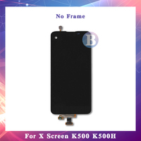 4.9'' For LG X Screen K500 K500H K500F K500N LCD Display Screen With Touch Screen Digitizer Assembly High Quality