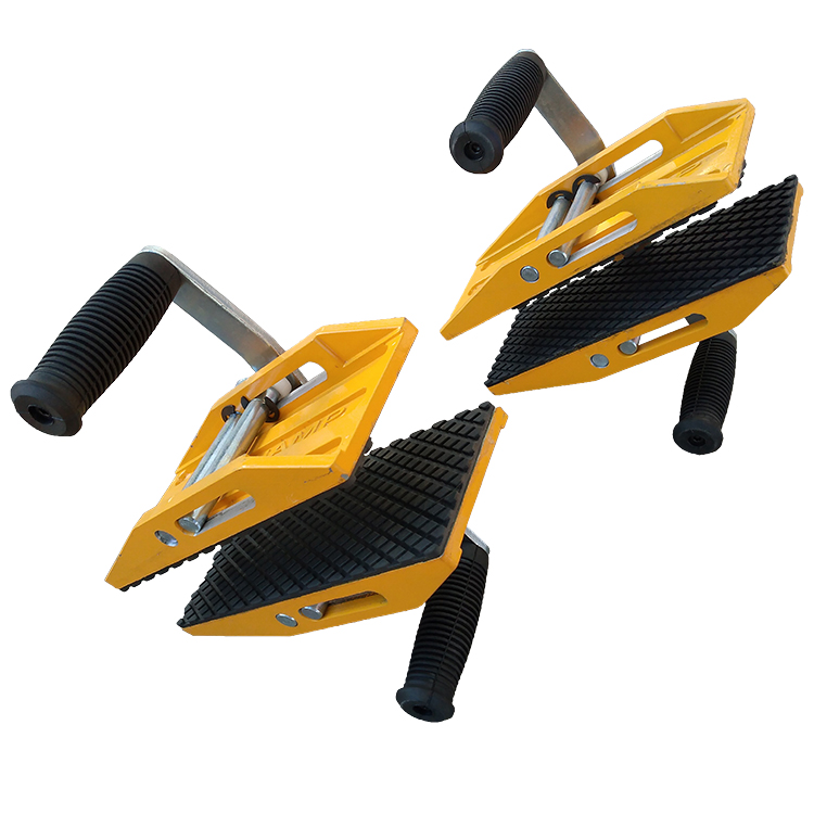 Magic clamp stone lifting carry slab granite scissor clamp handling equipment - 2sets /lot