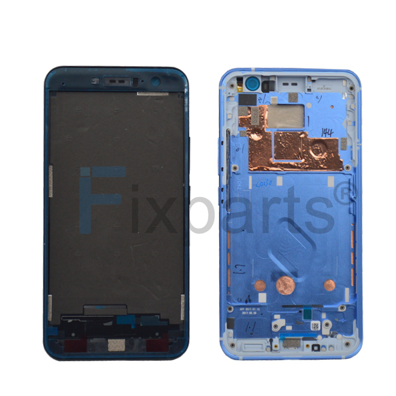 5 5 quot Middle Frame For HTC U11 Middle Frame Front Housing Bezel Repair Parts Replacement For HTC U11 U 3w U 1w Middle Frame in Mobile Phone Housings amp Frames from Cellphones amp Telecommunications