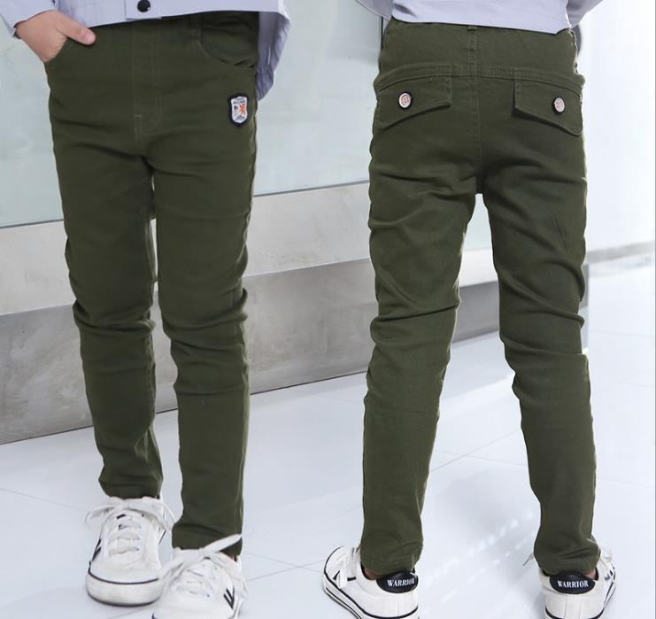 2018 Spring Kids Casual Costumes boys Unisex bloomers Trousers Loose Army Green harem Hip hop dance Pants Knit Elastic pants блок питания aerocool vx 700 rgb 700w