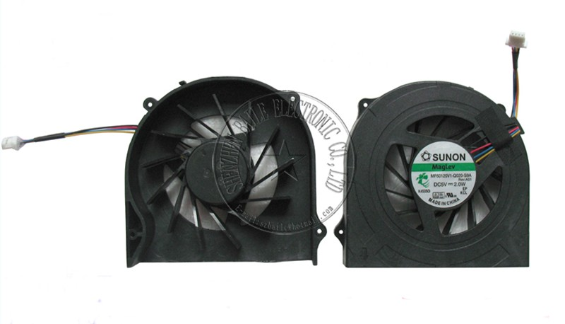 100% Brand New Cooling fan for  HP probook 4520s 4525s 4720S CPU fan  new genuine 4520s laptop cpu cooling fan cooler шлепанцы souls шлепанцы