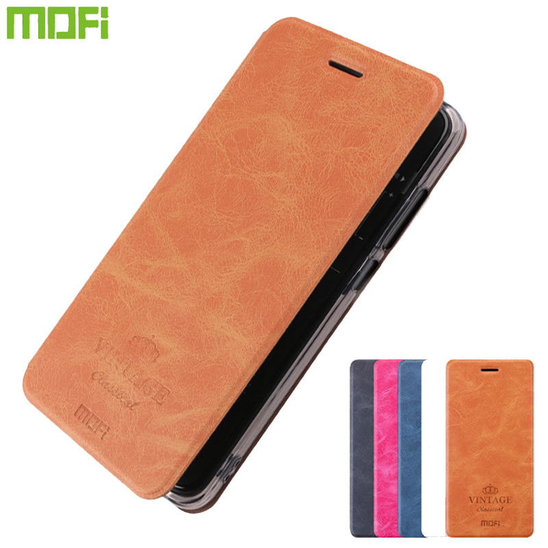 MOFi For Xiaomi Redmi 7A Case Flip PU Leather Book Style Stand Soft TPU Back Cover