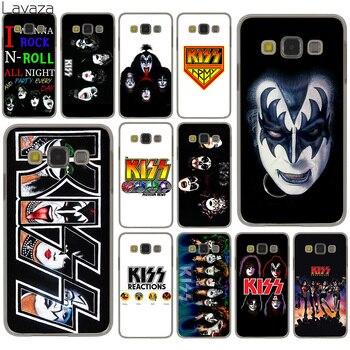 Lavaza Gen Simmons Kuss band Fall für Samsung Galaxy S20 Ultra S10 Lite S10E S6 S7 Rand S8 S9 Plus a51 A71 A81 A91