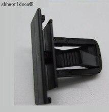shhworldsea 100pcs  nylon black rocker panel & bumper fascia clip for Jeep Liberty 2002-On for 55156429-AA auto plastic clip
