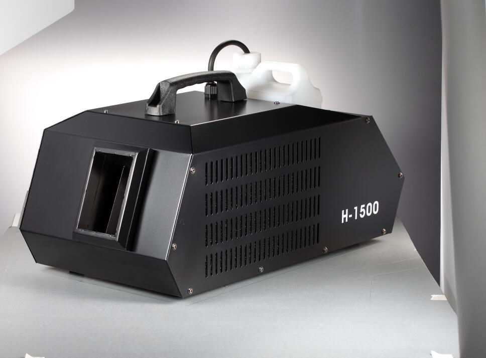 1500w Mist Haze  Machine Fog machine output adjustable machine