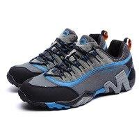 2016 Men Shoes Lightweight Breathable Outdoor Men S Hiking Shoes Men Outdoor Trekking Climbing Mountaineering Shoes