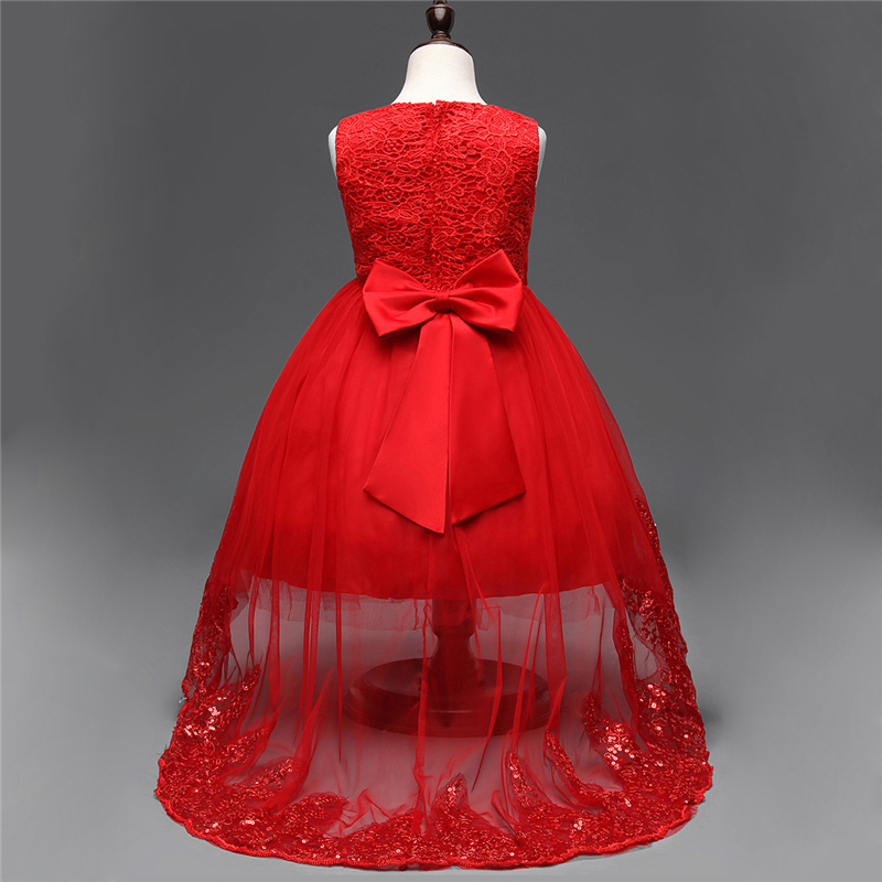 ABGMEDR Brand Kids Christmas Dress Girl New Year Clothes Children Party Dress Girls Red Prom Dresses for First communion Costume new cinderella princess girl dress kids christmas dresses costume for girls party crown necklace fantasia dress kids clothes