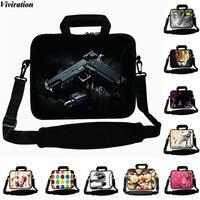 Viviration Computer Shoulder Bag 17 14 15 13 12 10 Inch Messenger Laptop Case For Toshiba