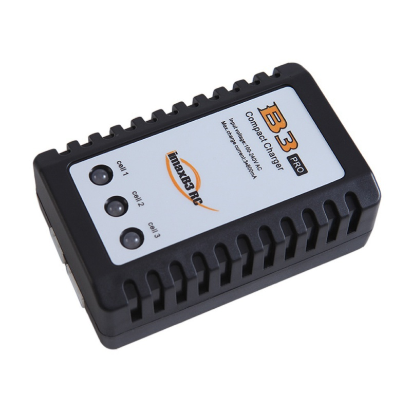 EDAL Battery Charger IMAX B3 PRO 2S-3S Lithium Battery Balanced EU US Regulation Compact Balance Charger With Response Number