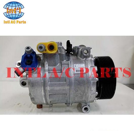 US $118 0 |Hot sale 7SEU17C auto ac compressor for BMW 64529211496 9211496  BMW X3 (F25) 09 2010 12 2015 xDrive28i 8FK351105301-in Air-conditioning
