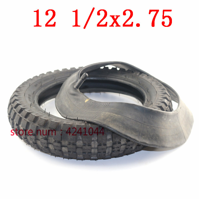 Image 5 - 12 1/2 x 2.75 tyre 12.5 x 2.75 Tire or Inner Tube For 49cc Motorcycle Mini Dirt Bike Tire MX350 MX400 Scooter-in Tyres from Automobiles & Motorcycles