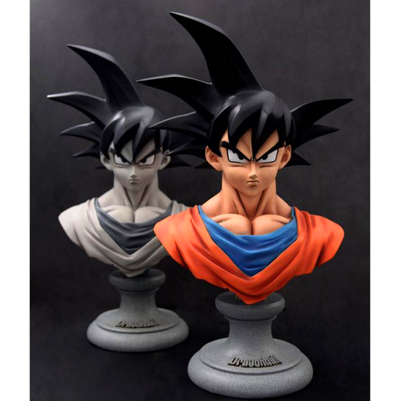 Dragon Ball DBZ Kakarotto Son Goku 1/3 GK Resin Bust Statue Action Figure Collection Model Toy G2390