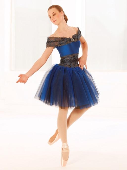 Noble Tutu Ballet Professional Ballerina Dress Kids Women Classical Ballet Dance Costume for Child Adult Ropa