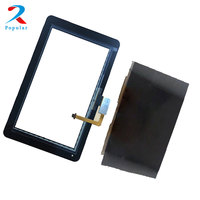For Huawei Mediapad S7 Lite S7 931U / S7 931W Touch Screen Digitizer Sensor Glass + LCD Display Panel Monitor