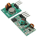XMX-05 & WL RF Transmitter MX-FS-03 433Mhz Receiver Module For Arduino Wireless New Circuit Board Modules