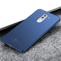 Huawei Honor 6X Case Huawei Honor 6X Cover MSVII Slim Smooth Matte Hard Back Cover Mobile