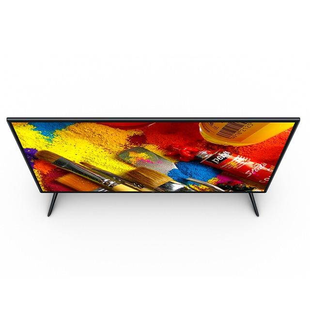 Телевизор Xiaomi mi ТВ Android светодиодная подсветка Смарт ТВ 4S 32 дюйма | Custo mi zed русский язык | подарок настенный кронштейн 1